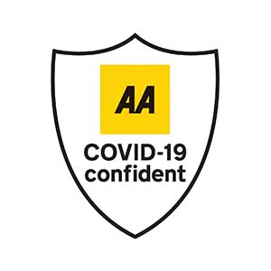 AA Covid-19 Confident Mark